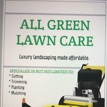 All Green Lawn Care