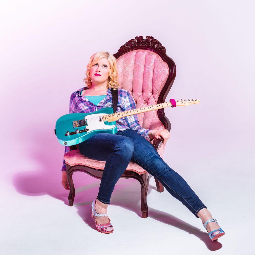 Portland Guitar Academy - Sybil Grace