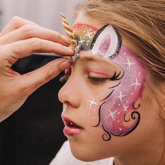 Firefly Face Paint