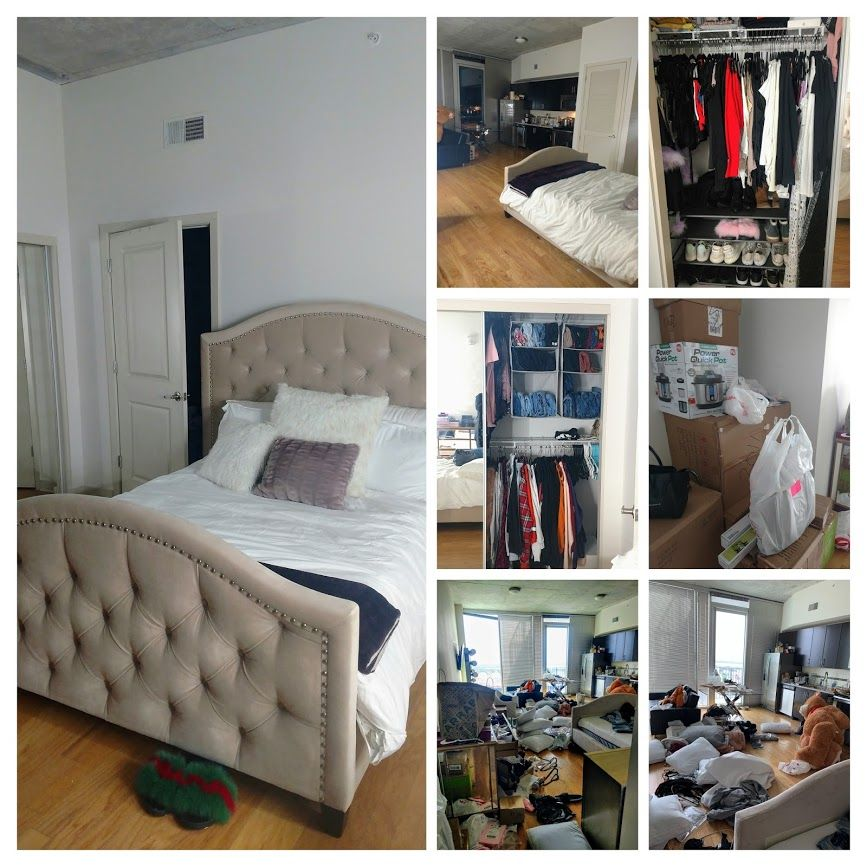 Organizing Studio Apartment