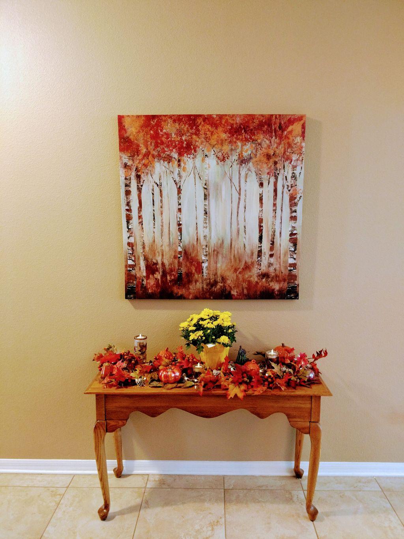 Interior Decorating - Autumn
