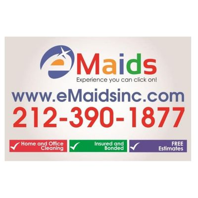 Avatar for eMaids Cleaning Service New York, NY Thumbtack