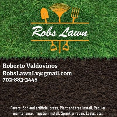 Avatar for Robs Lawn