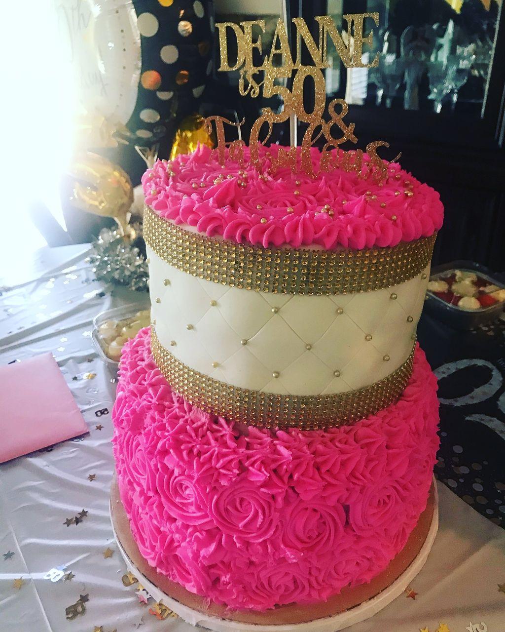 Mrs Debra's 50th Birthday