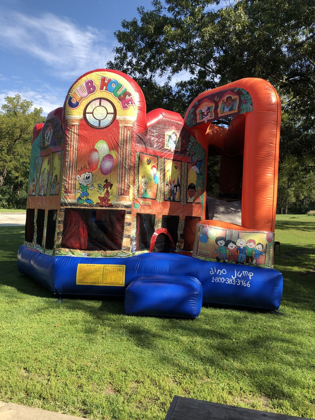 Bounce House and Party Inflatables Rental - Crete 2019