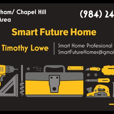Avatar for Smart Future Home Knightdale, NC Thumbtack