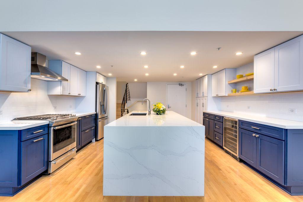 San Francisco Kitchen & Bathroom Project