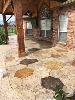 Avatar for Dallas Stamped Concrete Dallas, TX Thumbtack