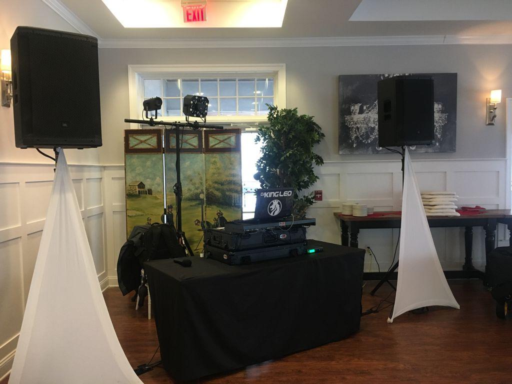 Wedding Setup Views