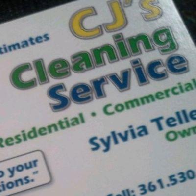 Avatar for Cjs-cleaningservice San Antonio, TX Thumbtack