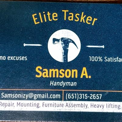 Elite Tasker Minneapolis, MN Thumbtack
