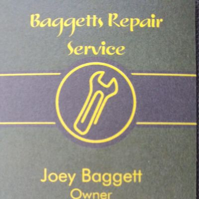 Avatar for Baggetts Repair Service