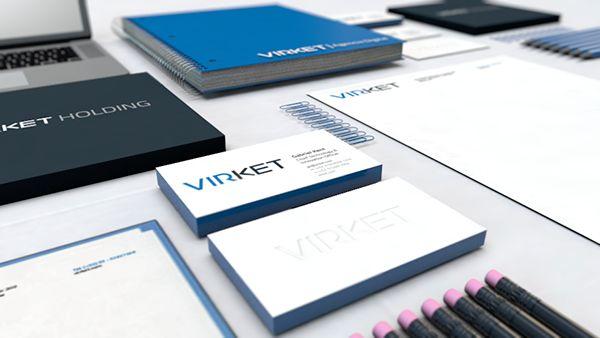VIRKET Rebrand