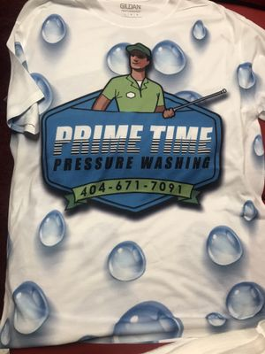 Avatar for Prime Time Pressure Washing