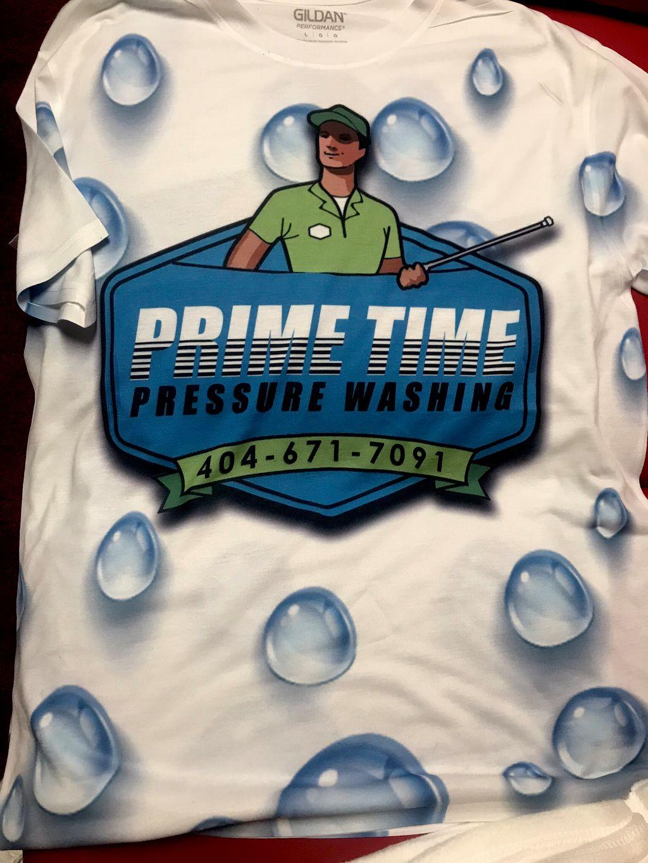 Prime Time Pressure Washing