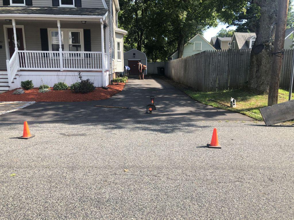 Asphalt Repair and Maintenance - Framingham 2019
