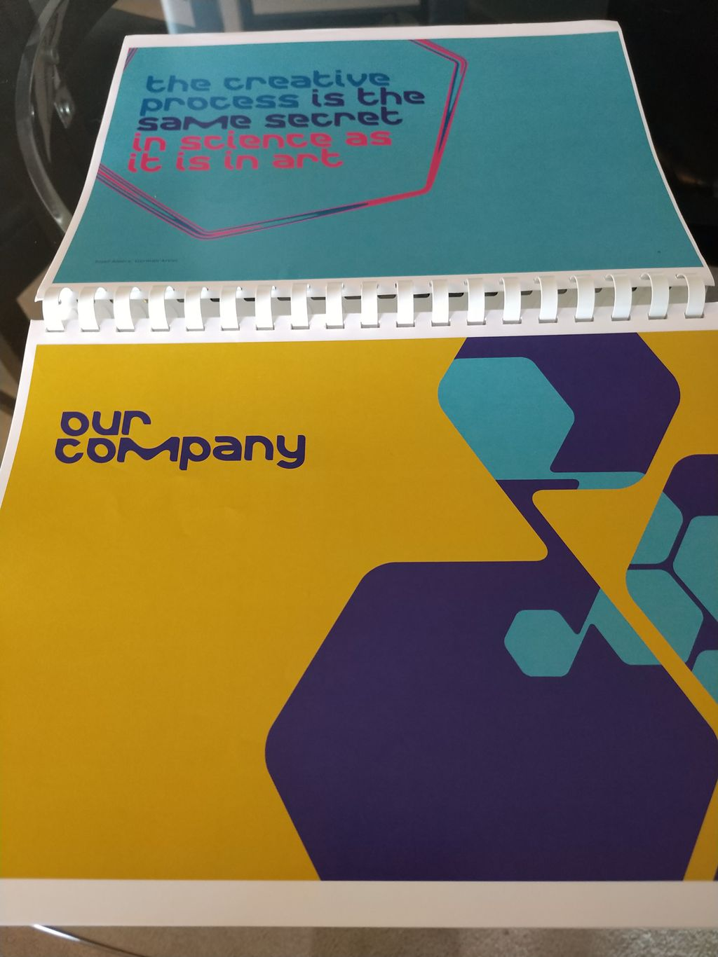 Brand Style Guide - Pharmaceutical  Company