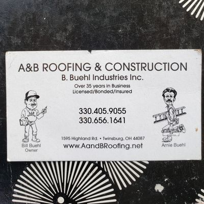 Avatar for A&B ROOFING INC.