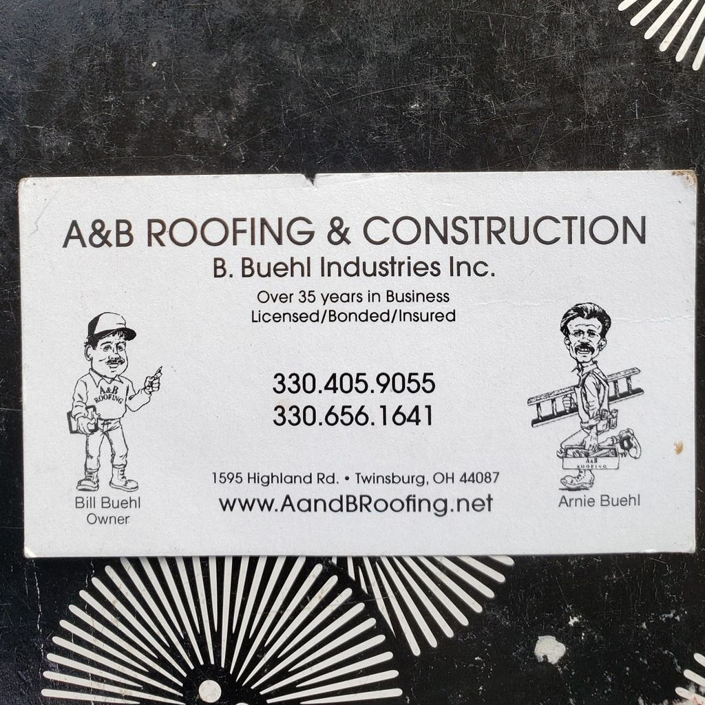 A&B ROOFING INC.