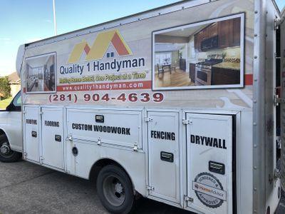 Avatar for Quality 1 Handyman Baytown, TX Thumbtack