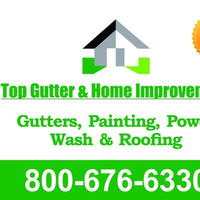 Avatar for Top Gutter and Home Improvement