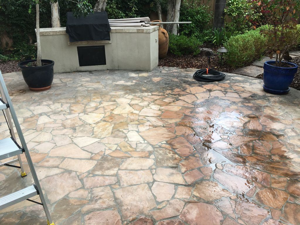 Patio Powerwash