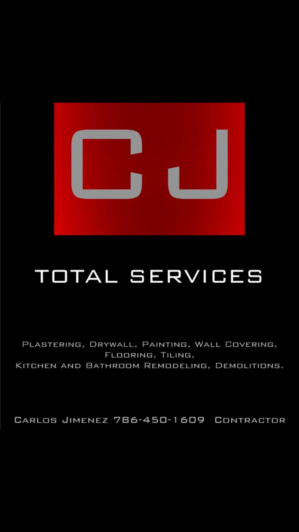 C J TOTAL SERVICES