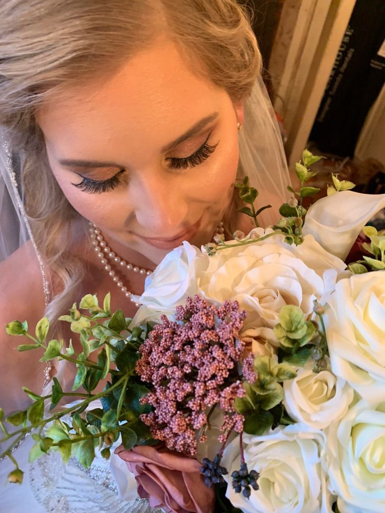 Wedding and Event Makeup - Conroe 2019