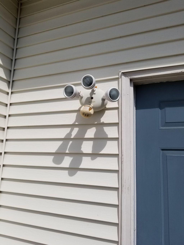 Installation of Ring Spotlight Cams
