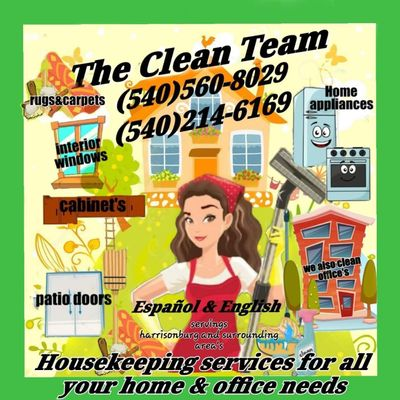 Avatar for THE CLEAN TEAM