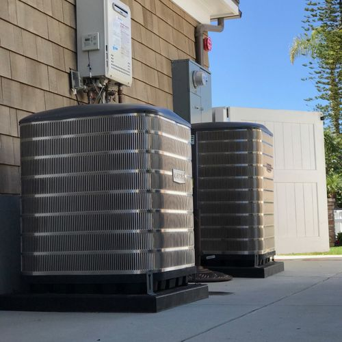 Examples of some work in Laguna Hills, CA