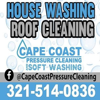 Avatar for CAPE COAST PRESSURE CLEANING & SOFT WASH