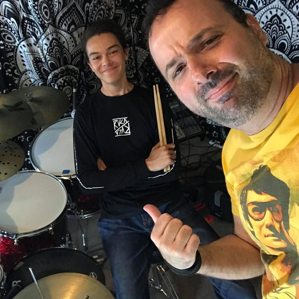 Drum Lessons Los Angeles by Thanasi