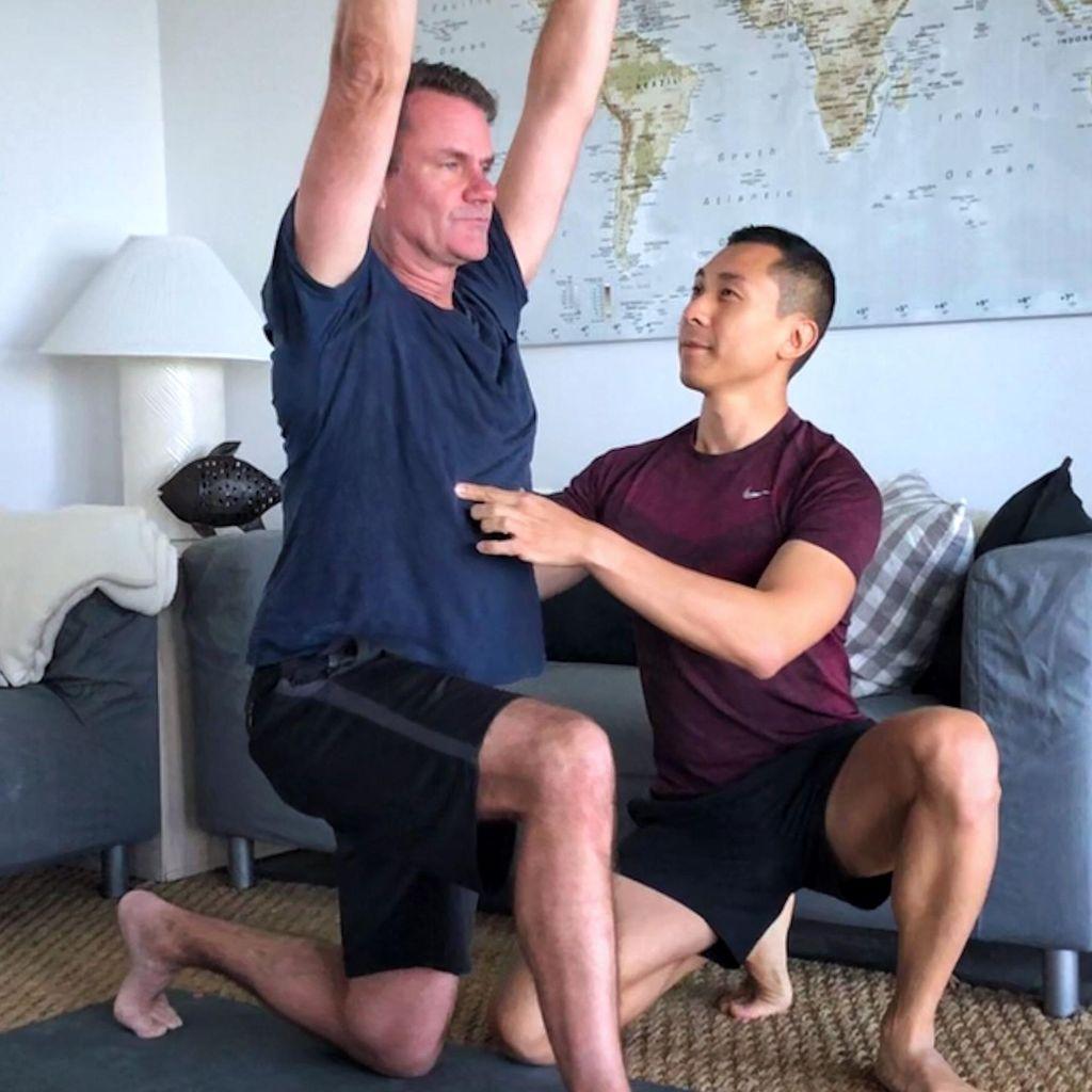 Yoga with Po   Private Yoga