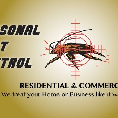 Avatar for Personal Pest Control Irving, TX Thumbtack