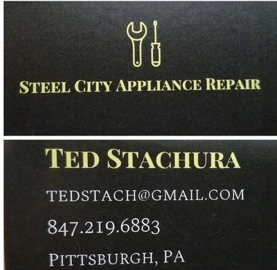 Avatar for Steel City Appliance  Repair