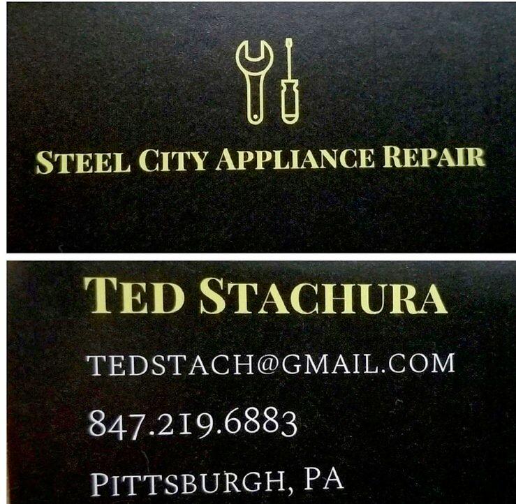 Steel City Appliance  Repair