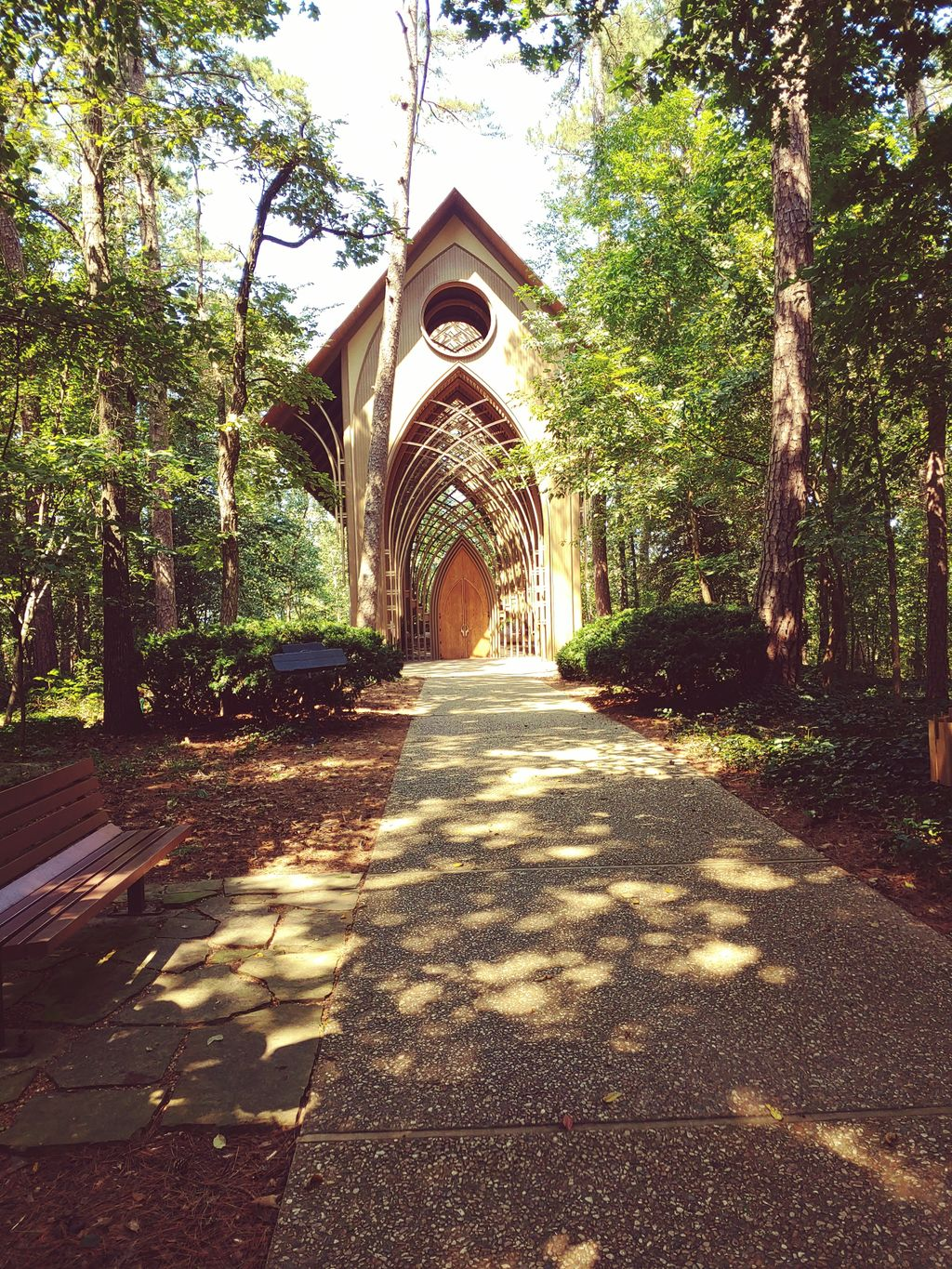 Mildred Cooper Memorial Chapel full ceremony