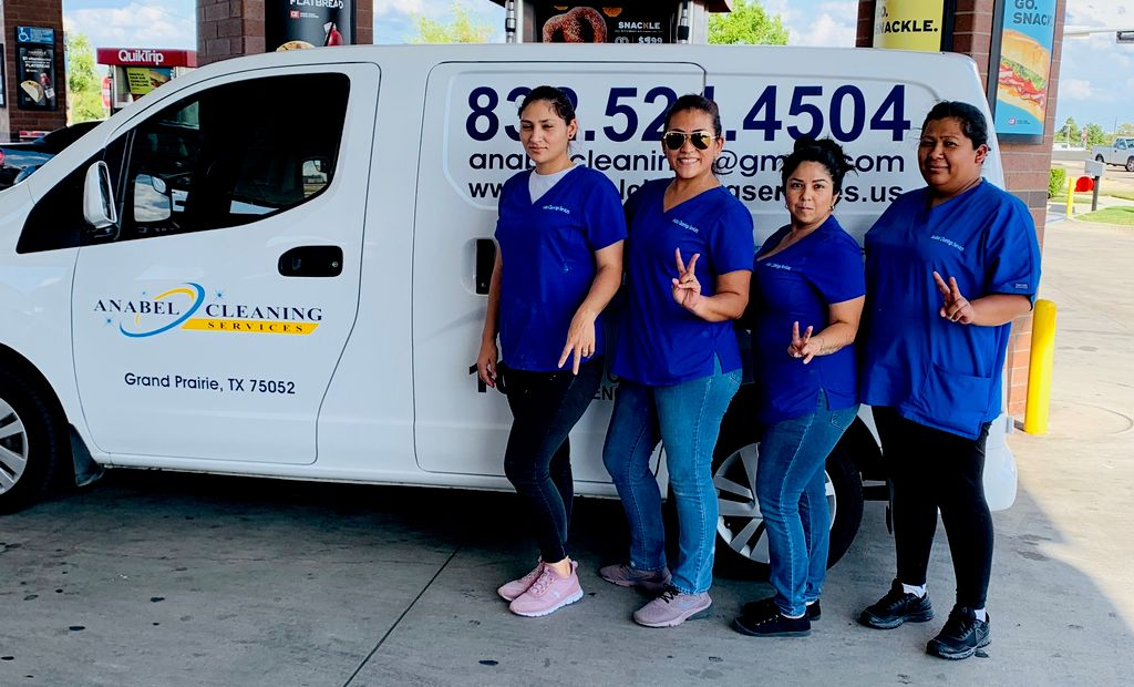 Anabel Cleaning Services