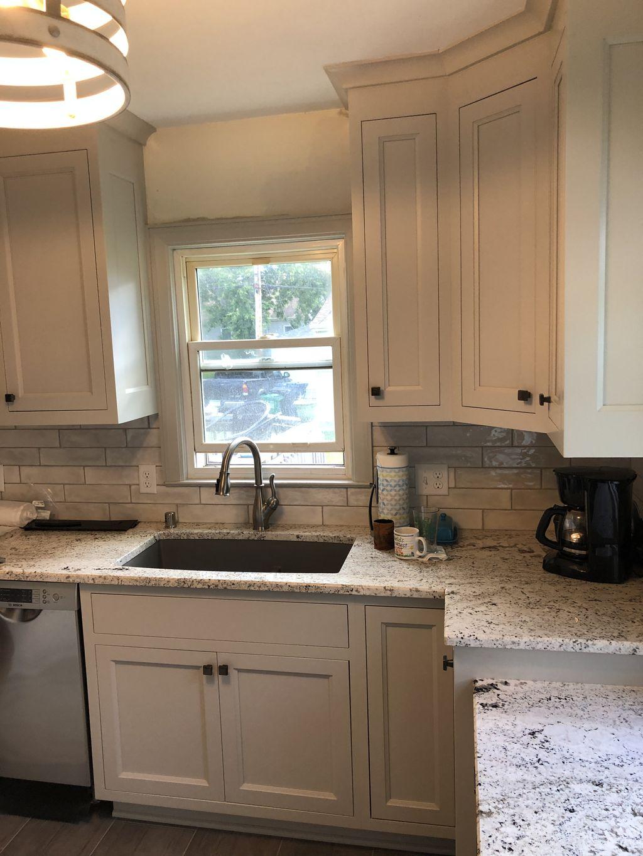 Custom build in kitchen for family in Minneapolis