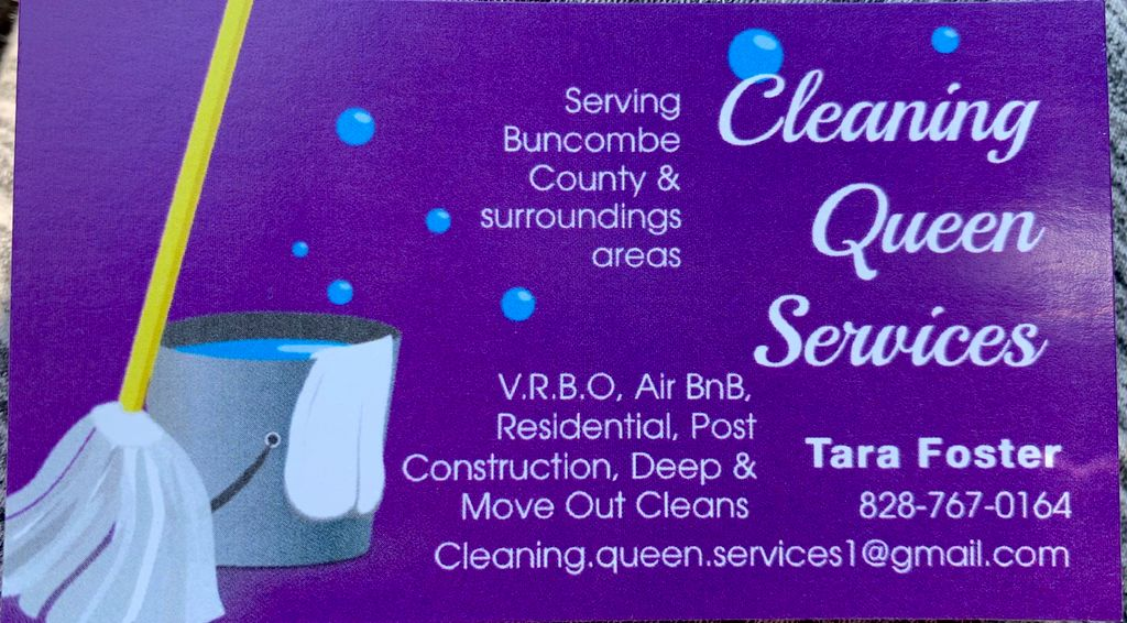 Cleaning Queen Services