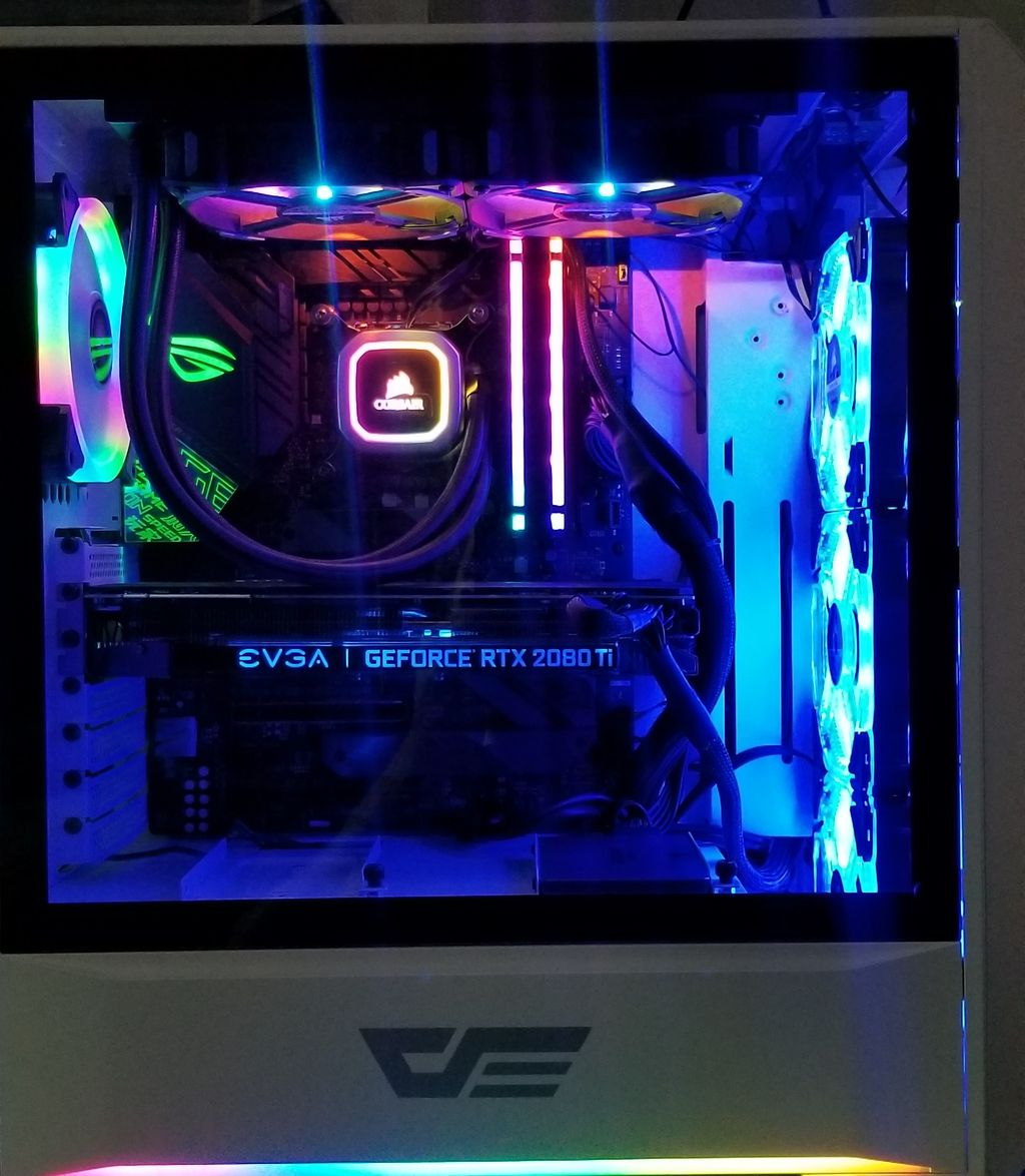 Custom Computer Build