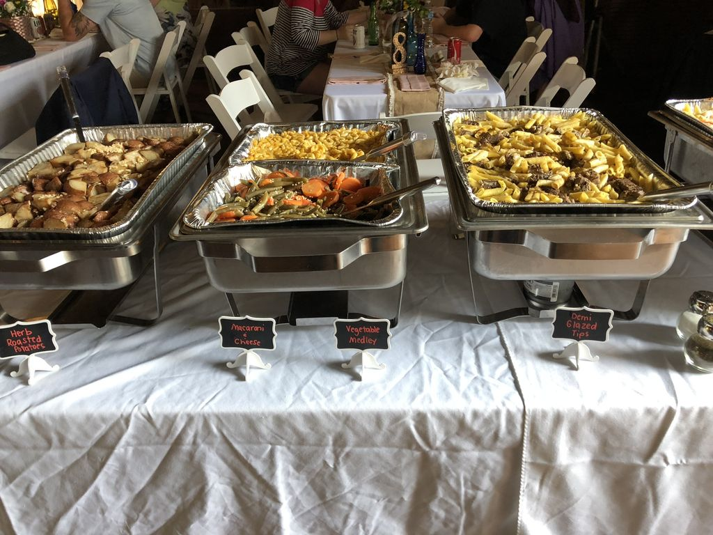 Wedding and Event Catering - Pasadena 2019