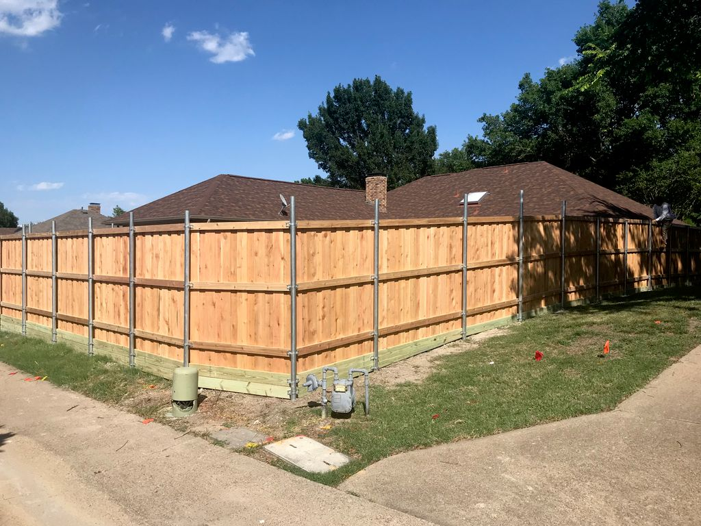 Plano Interior Remodel, Roof, Fence & Lanscape