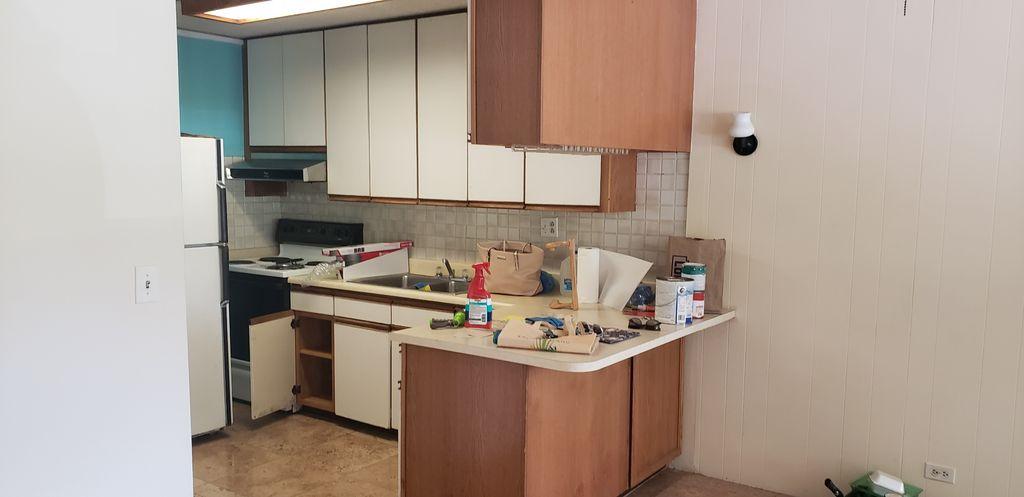 Full condo renovation