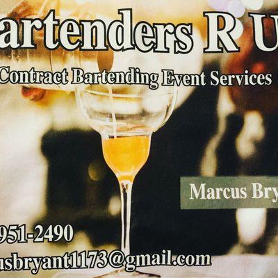 Avatar for BARTENDERS R US ( GA)