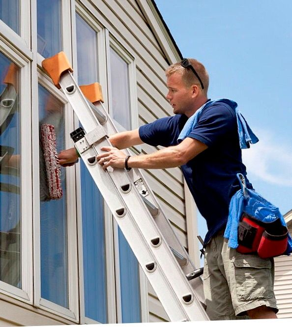 Windows Gutters Cleaning