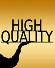 .................High Quality...................