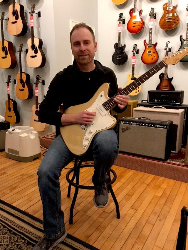 Erik Davis Guitar Lessons