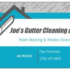 Avatar for Joe's Gutter Cleaning & Repair Euclid, OH Thumbtack